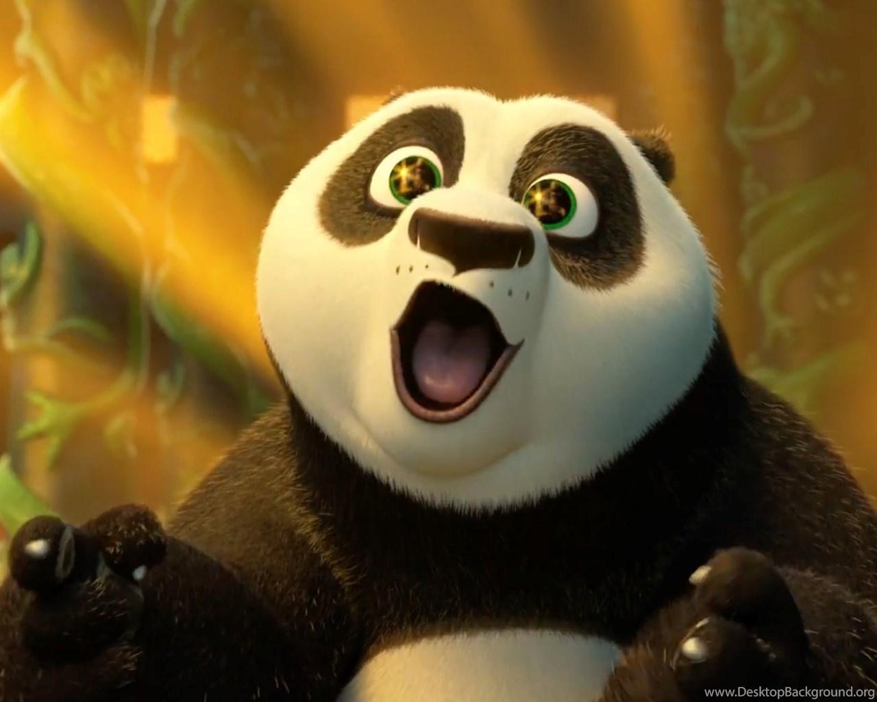 funny po kung fu panda 3 movie wallpapers desktop background