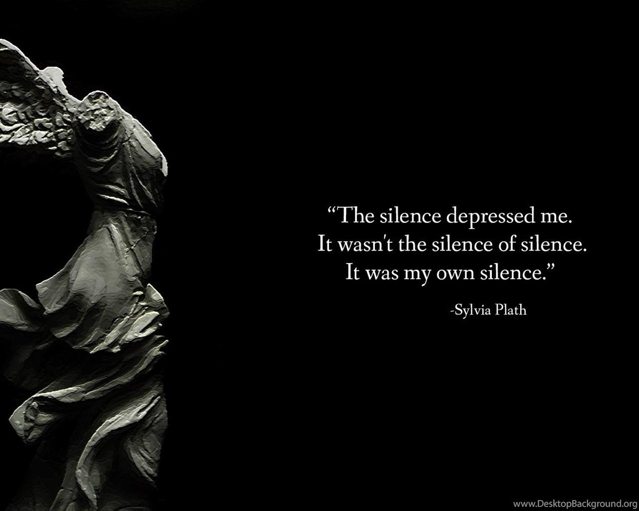 Depression Quotes Wallpaper Quotesgram Desktop Background