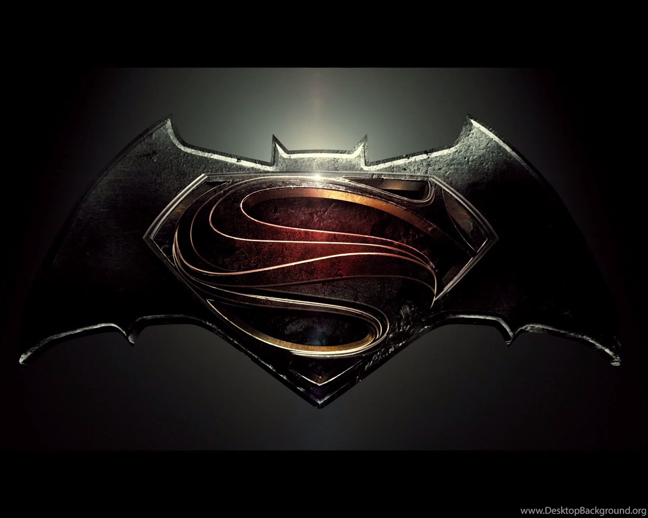 Batman Vs Superman Logo Wallpapers HD Wallpaper