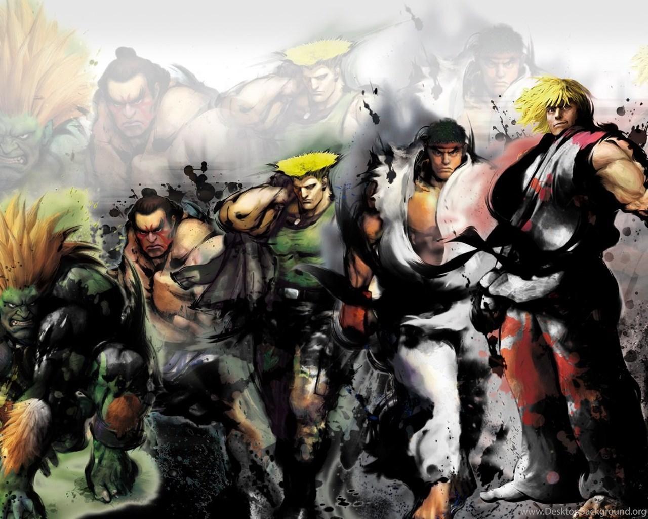 Street Fighter Wallpapers Hd Hd Wallpapers Pretty Desktop Background