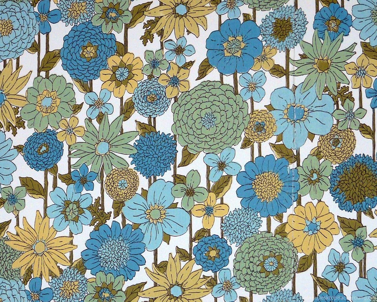 foto de Genuine 1970s Flower Power Wallpapers Desktop Background