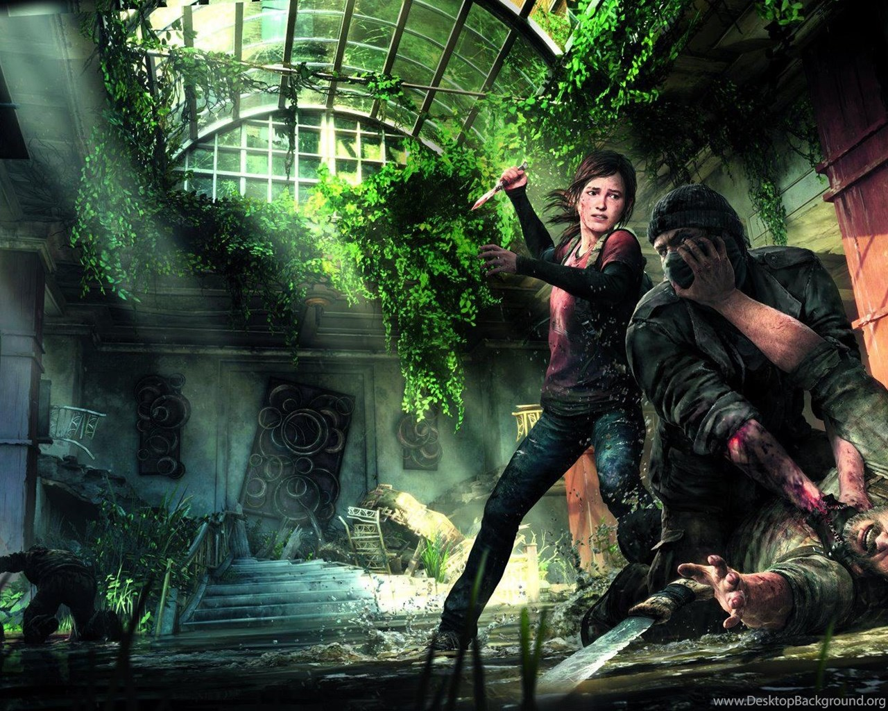 The Last Of Us Ps3 Game Wallpapers 1920x1080 Hd Wallpapers Games