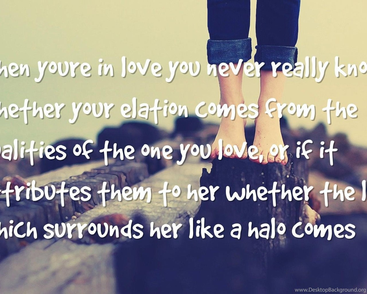 Love Hurts True Love Quotes Wallpapers When Youre In Love You