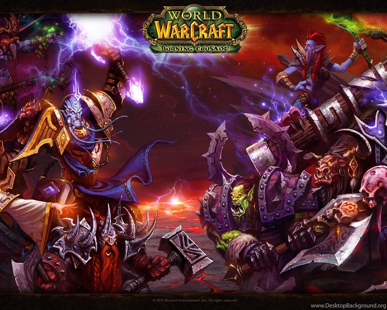 World of Warcraft orc flirts fucking video