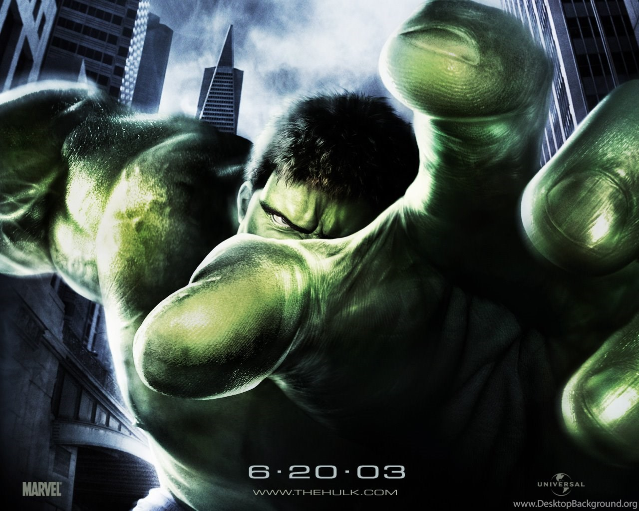 Hulk Wallpapers HD 3D Touch You Desktop Background