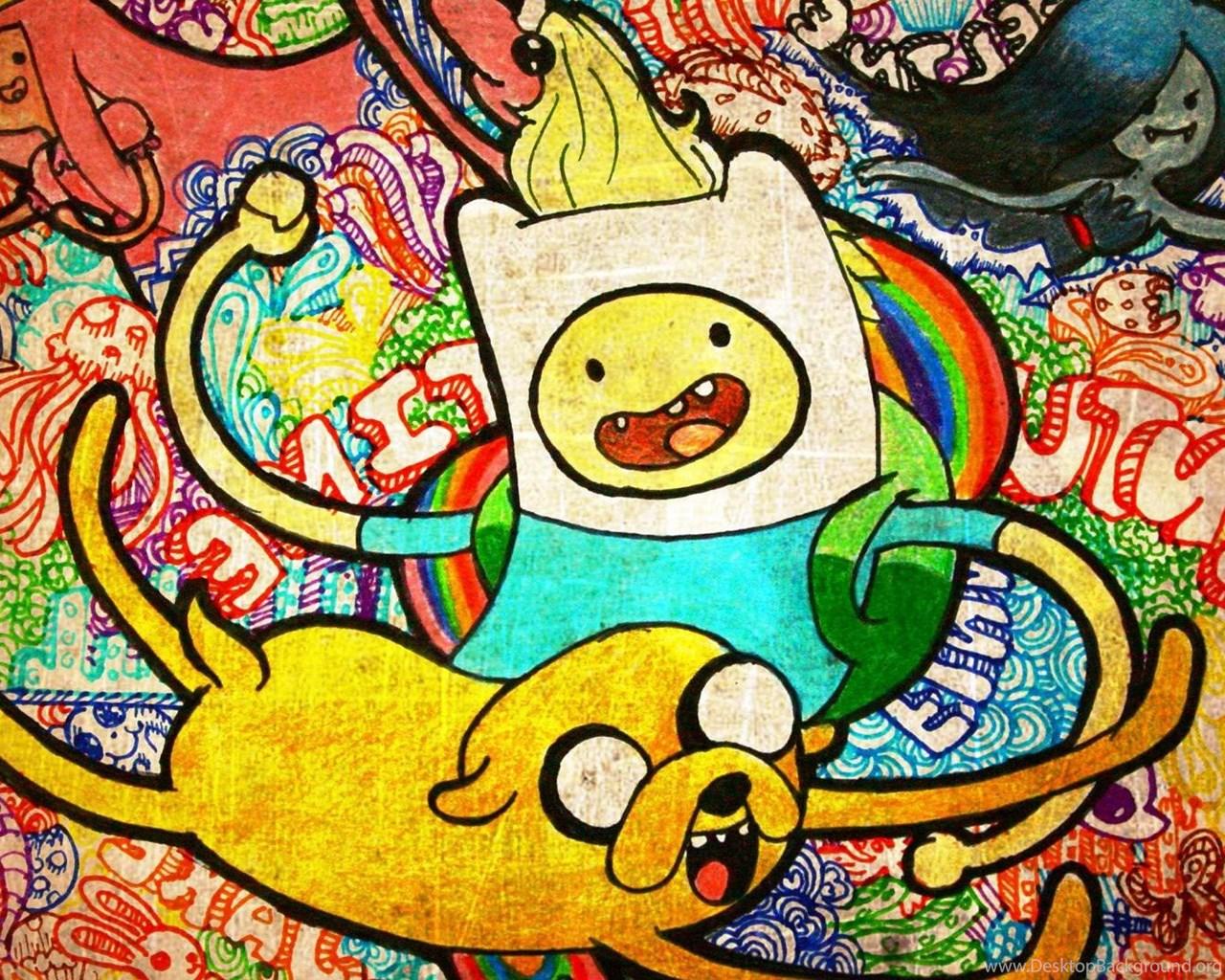 Adventure Time Wallpaper, Graffiti HD Wallpapers Desktop