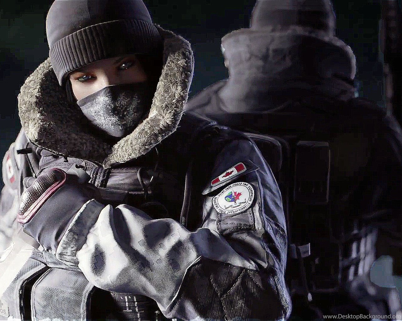 rainbow six siege operation black ice wallpaper other
