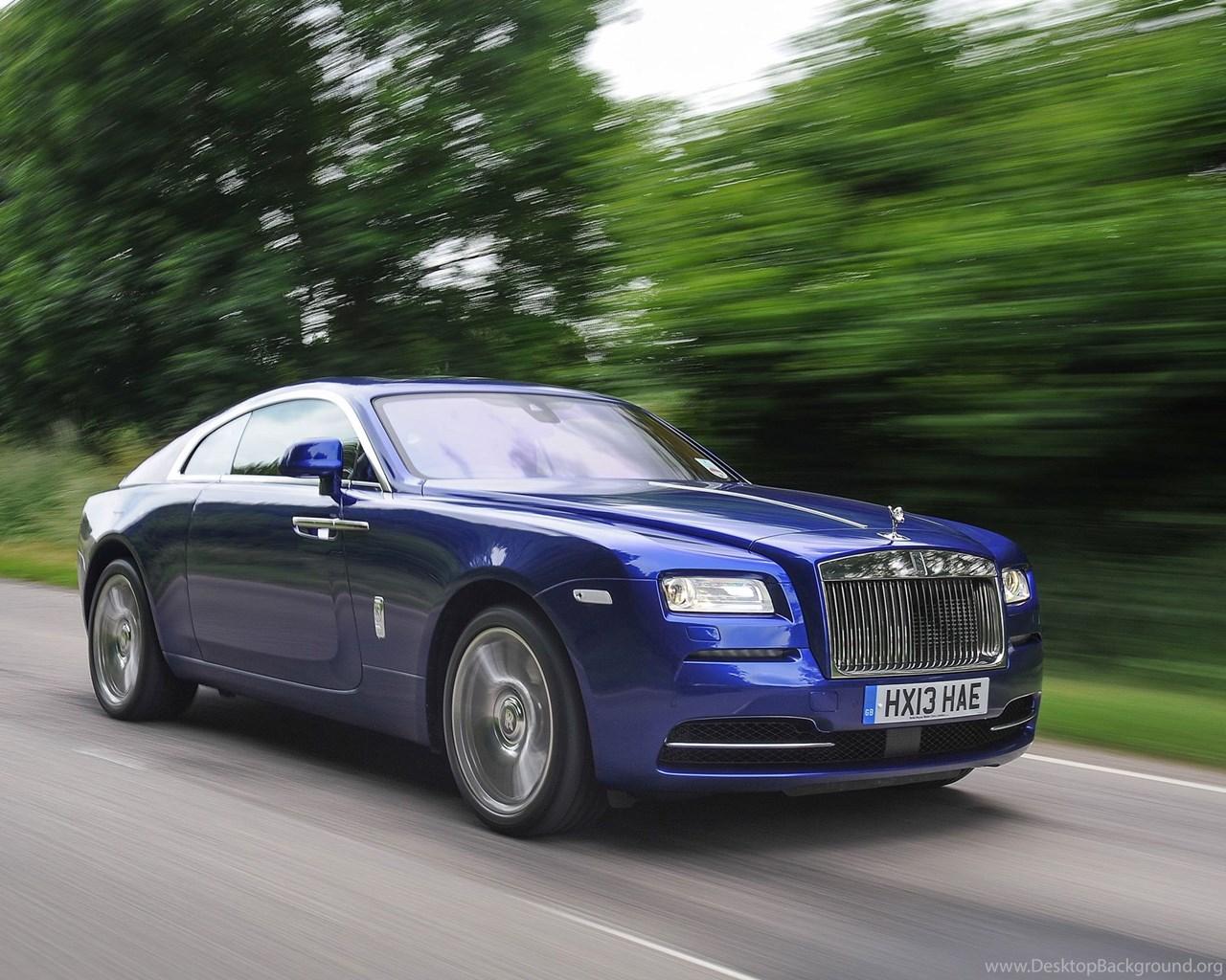 2015 Rolls Royce Wraith Las Vegas Wallpapers Desktop Background