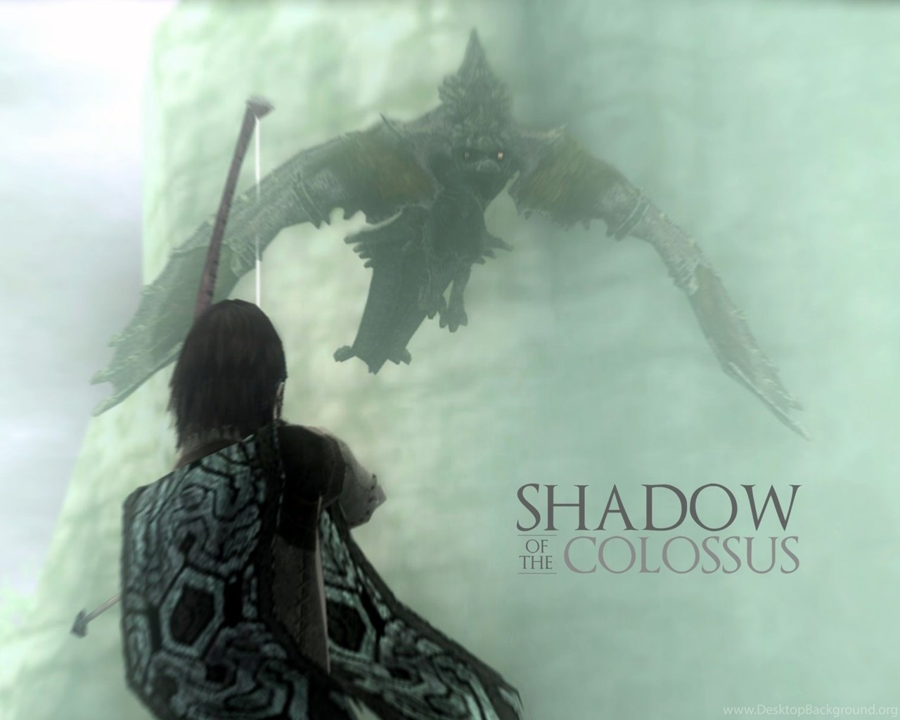 Shadow Of The Colossus Hd Wallpapers And Backgrounds Desktop