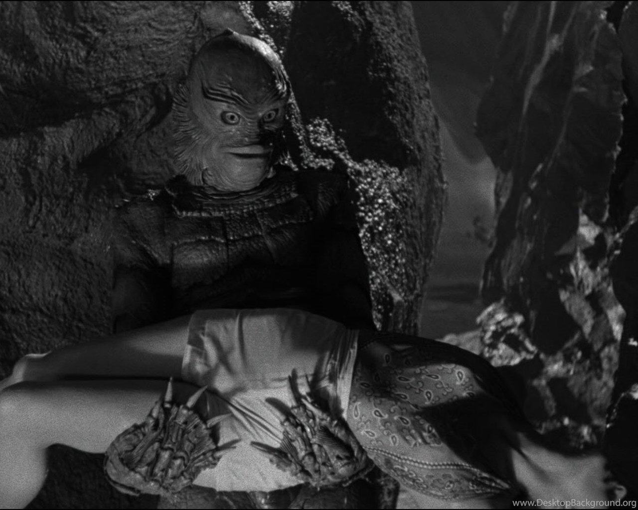 Creature From The Black Lagoon Desktop Background