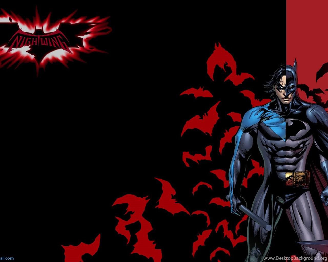 Nightwing Wallpapers Hd Desktop Background