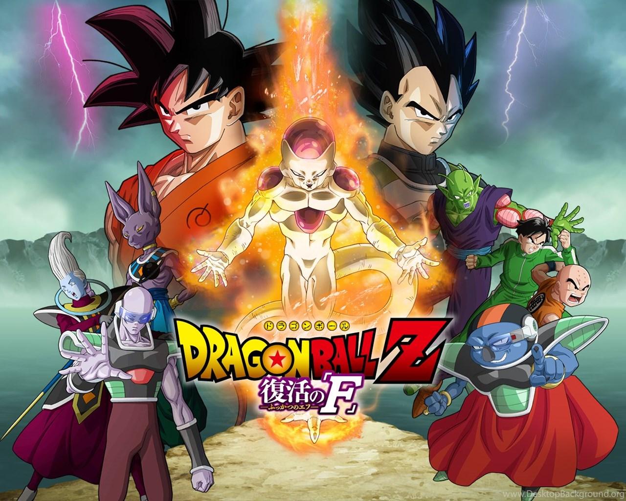 Dragon Ball Z Resurrection Of F Wallpaper Dragon Ball Fan