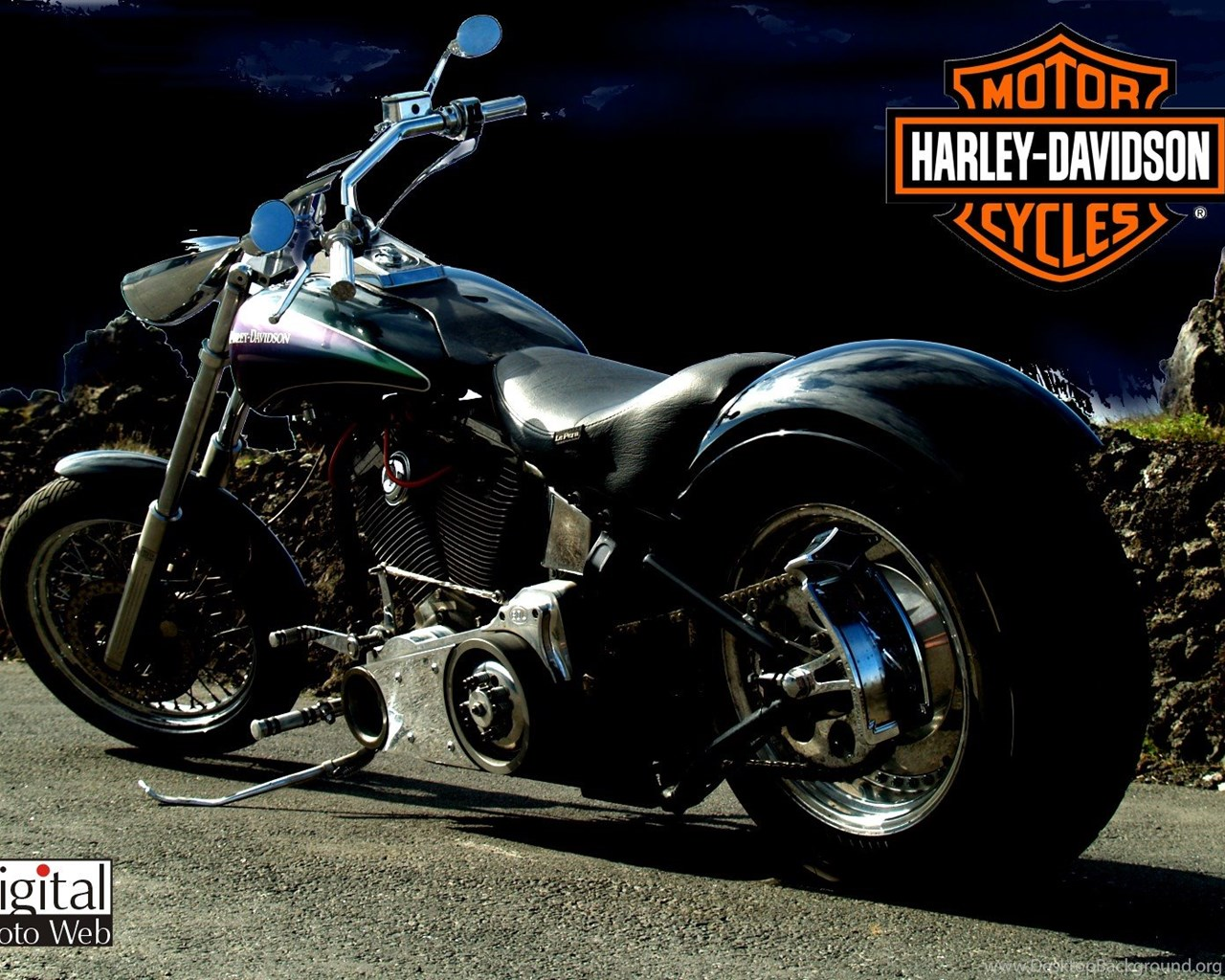 gambar gambar motor harley davidson desktop background. Black Bedroom Furniture Sets. Home Design Ideas