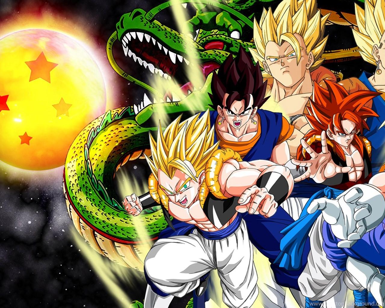 Fonds D'écran Dragon Ball Z : Tous Les Wallpapers Dragon Ball Z Desktop Background