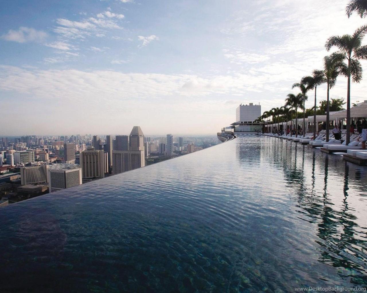 Marina Bay Sands, Hotel, Singapore 1920x1080 (1080p