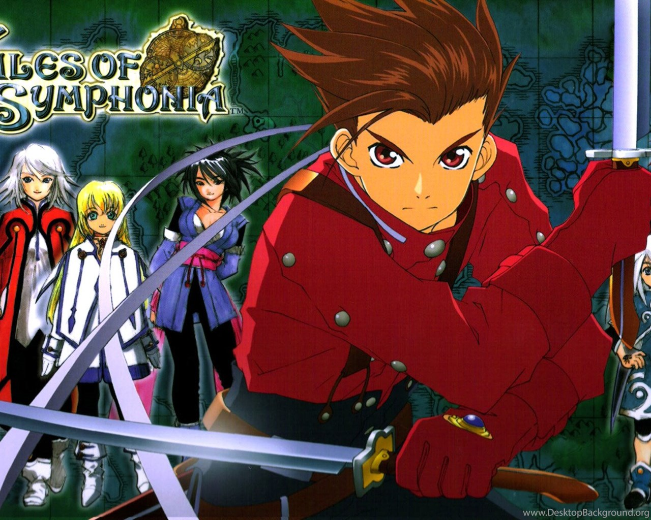 Free Tales Of Symphonia Wallpapers In 1920x1080 Desktop Background