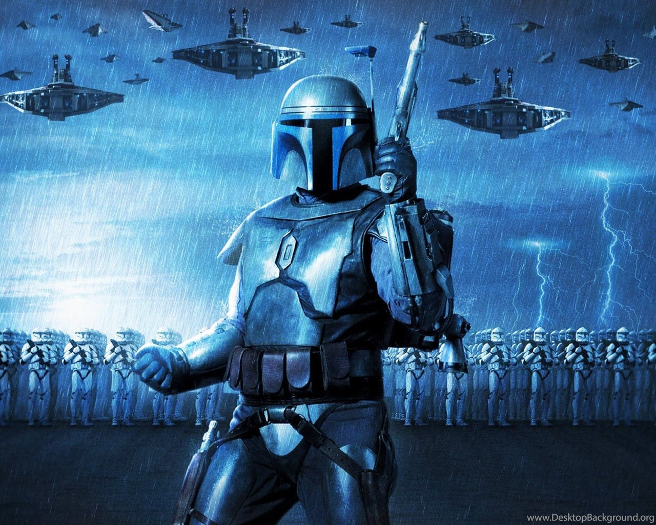 Star Wars, Jango Fett Wallpapers HD / Desktop And Mobile