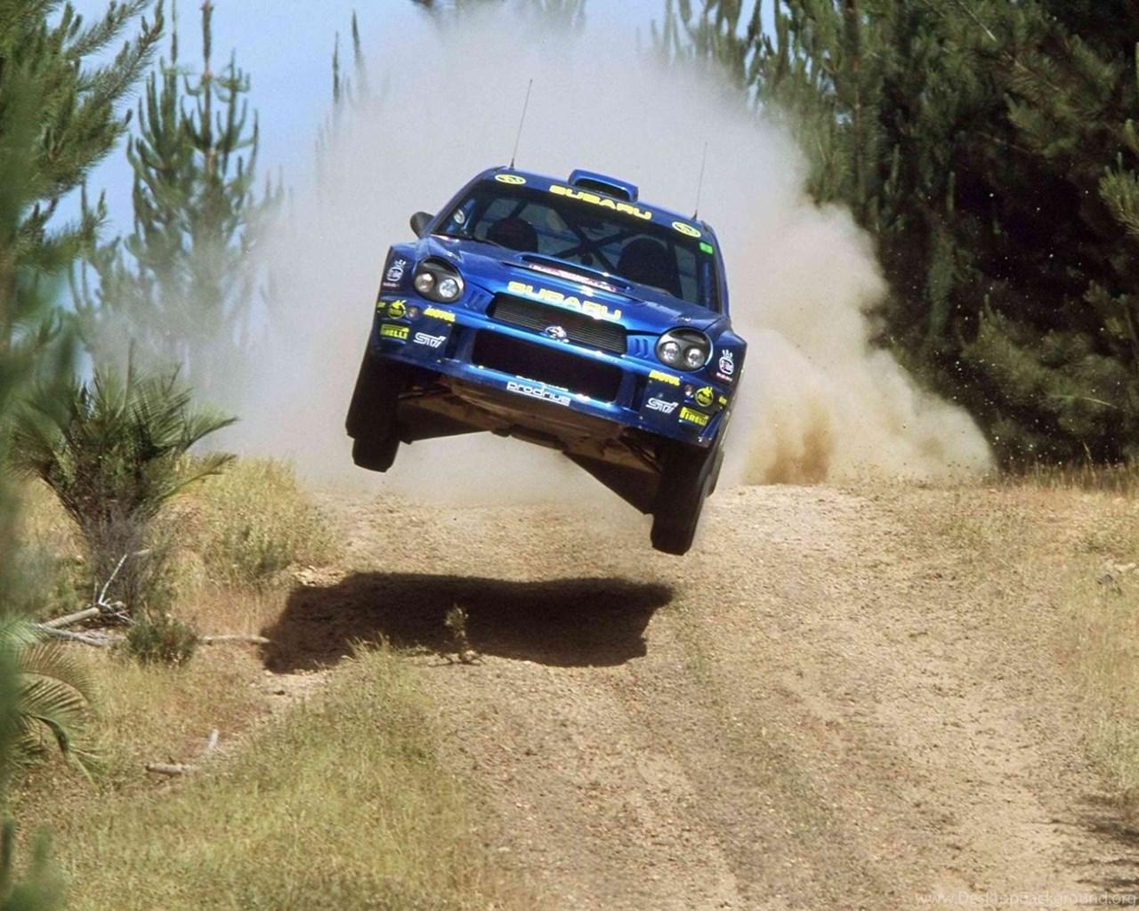 Subaru Rally Wallpapers Image Desktop Background