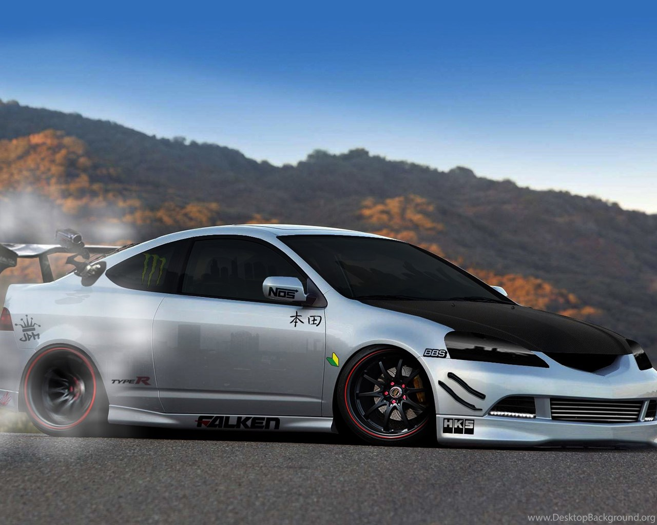Acura Rsx Type R Wallpapers Image Desktop Background
