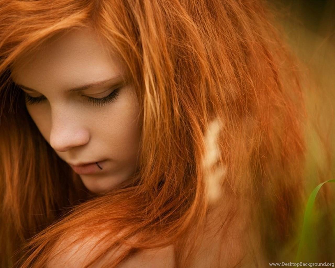 Как перейти в рыжий цвет волос