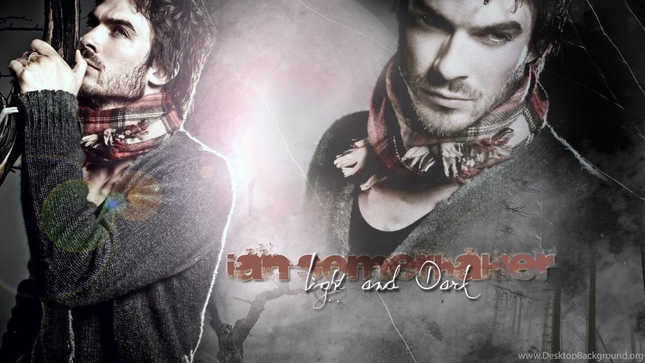 Ian Somerhalder Wallpapers The Vampire Diaries Tv Show Desktop