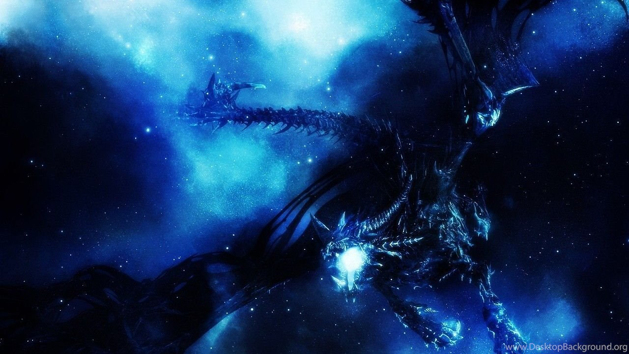 Blue Dragon Wallpapers HD And Pictures Desktop Background