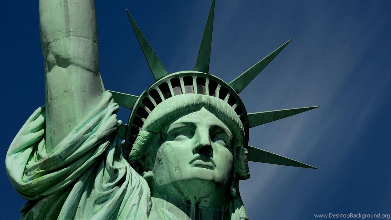 Cool Statue Of Liberty Wallpapers Computer Wide Desktop Background