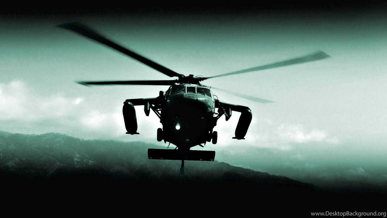 Little bird helicopter wallpaper