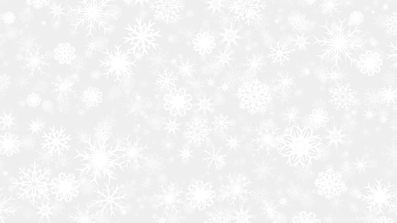 White Snow Backgrounds Desktop Background
