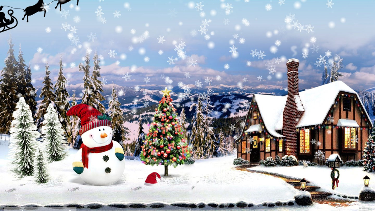 345352 top 10 free christmas live wallpapers for