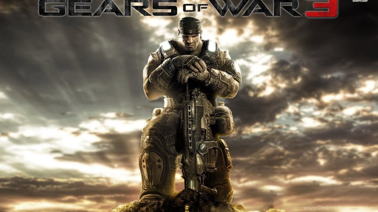 Gears Of War 3 Wallpapers Game Wallpapers Desktop Background