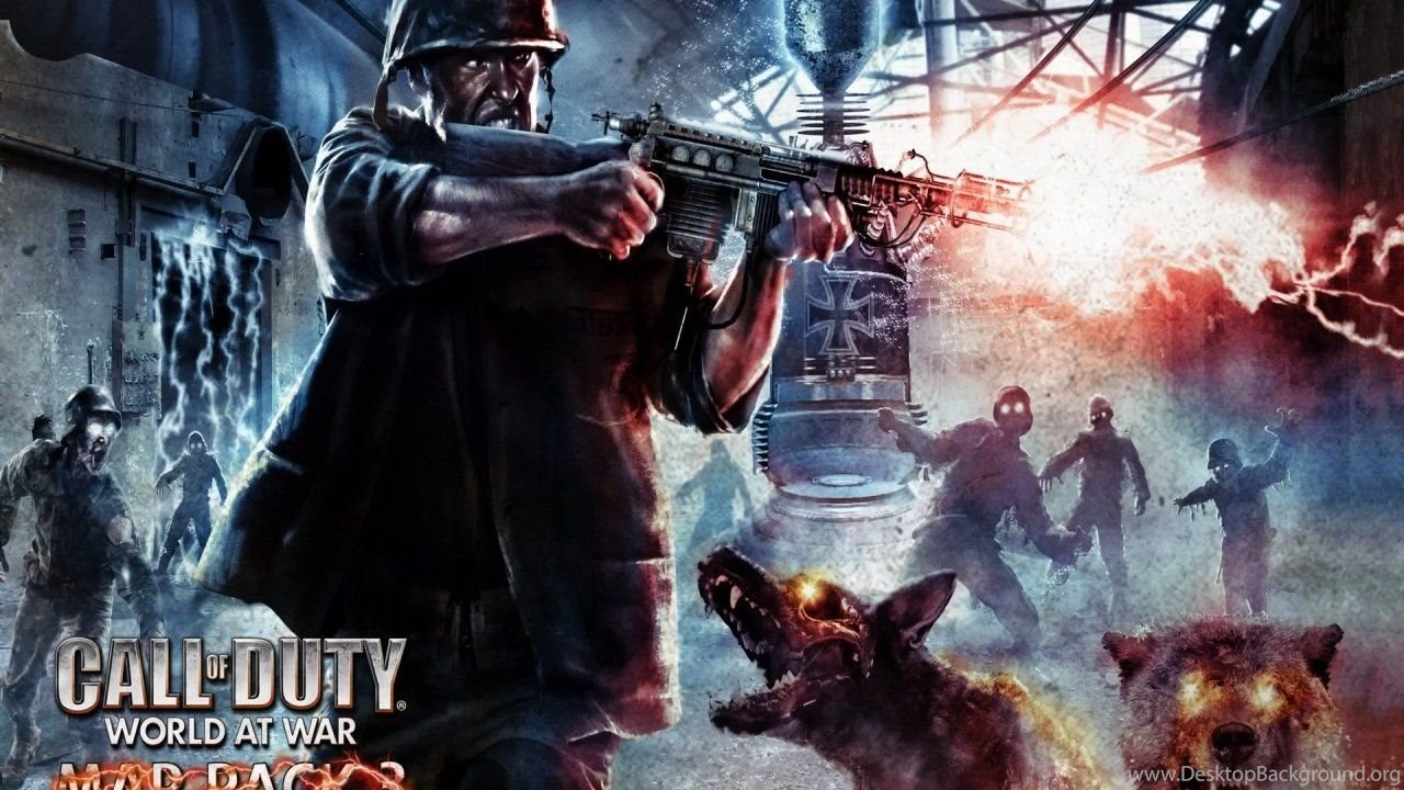 Call of duty zombie dogs