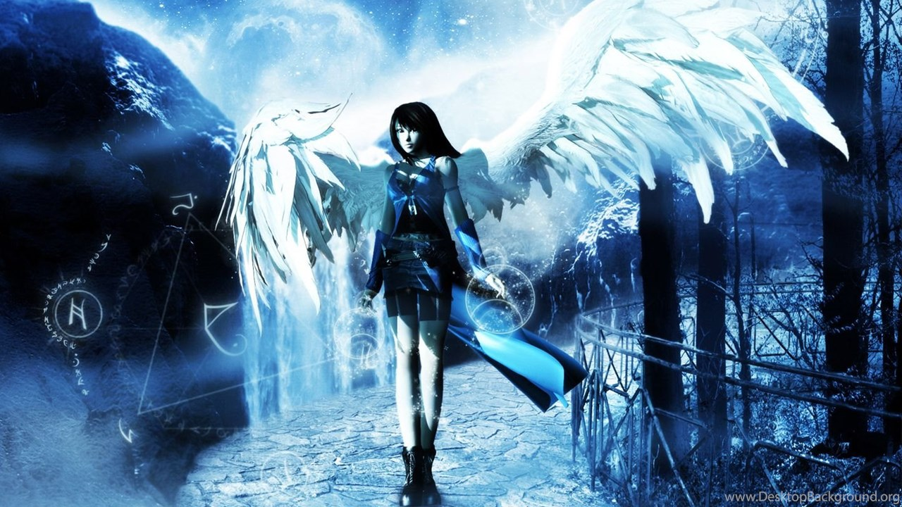 Final Fantasy Viii Rinoa Heartilly Wallpapers Desktop Background