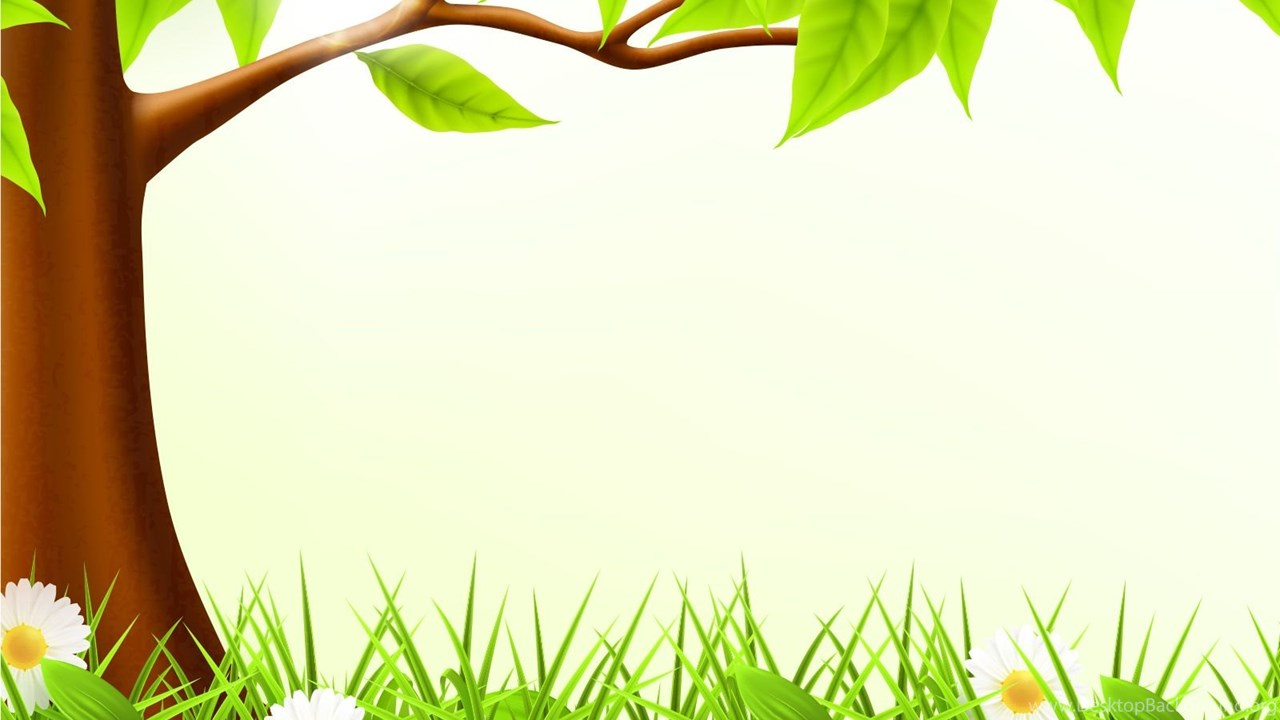 cute forest spring backgrounds design green nature