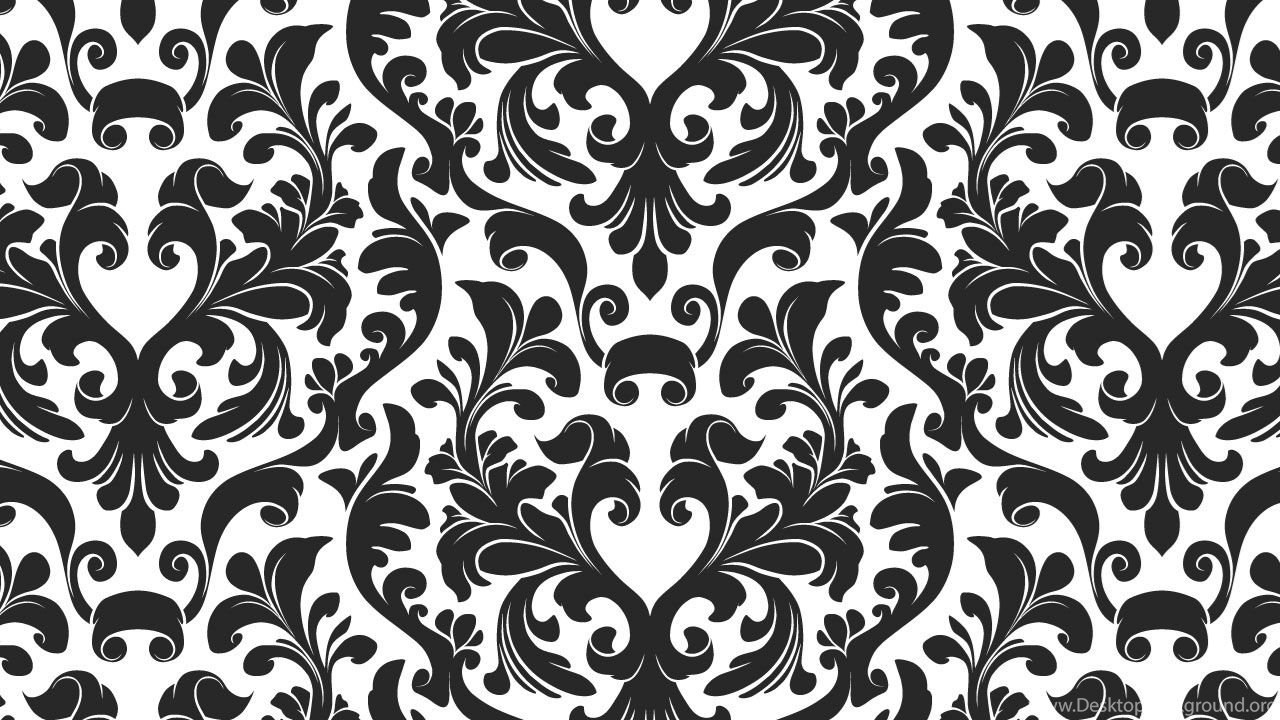 simple damask border wallpaper - HD1024×768