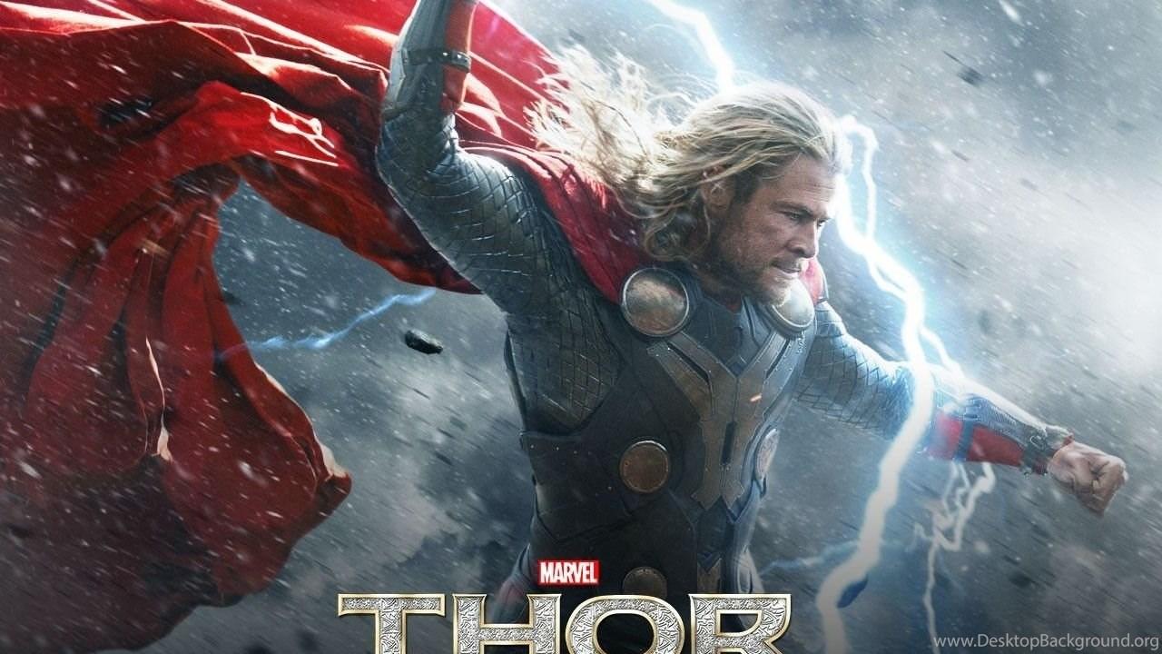 Thor The Dark World Wallpaper Desktop Background