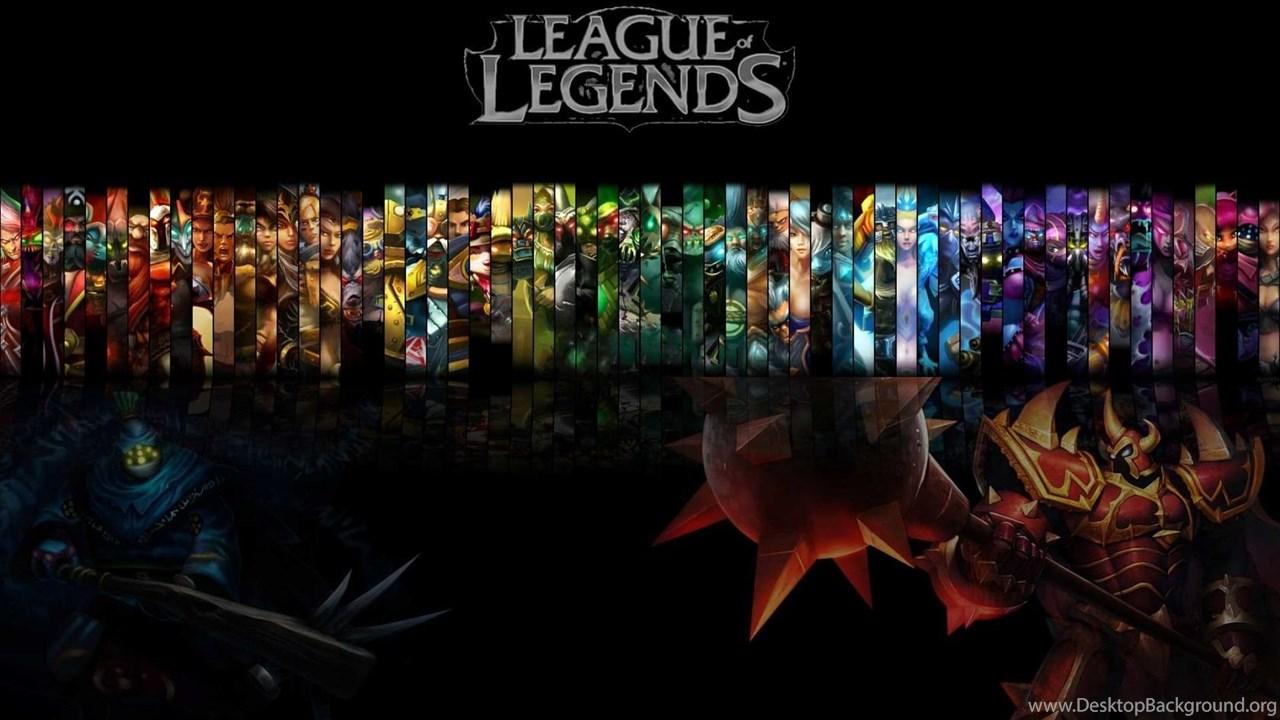 League Of Legends Hd Wallpapers Page 10 Desktop Background