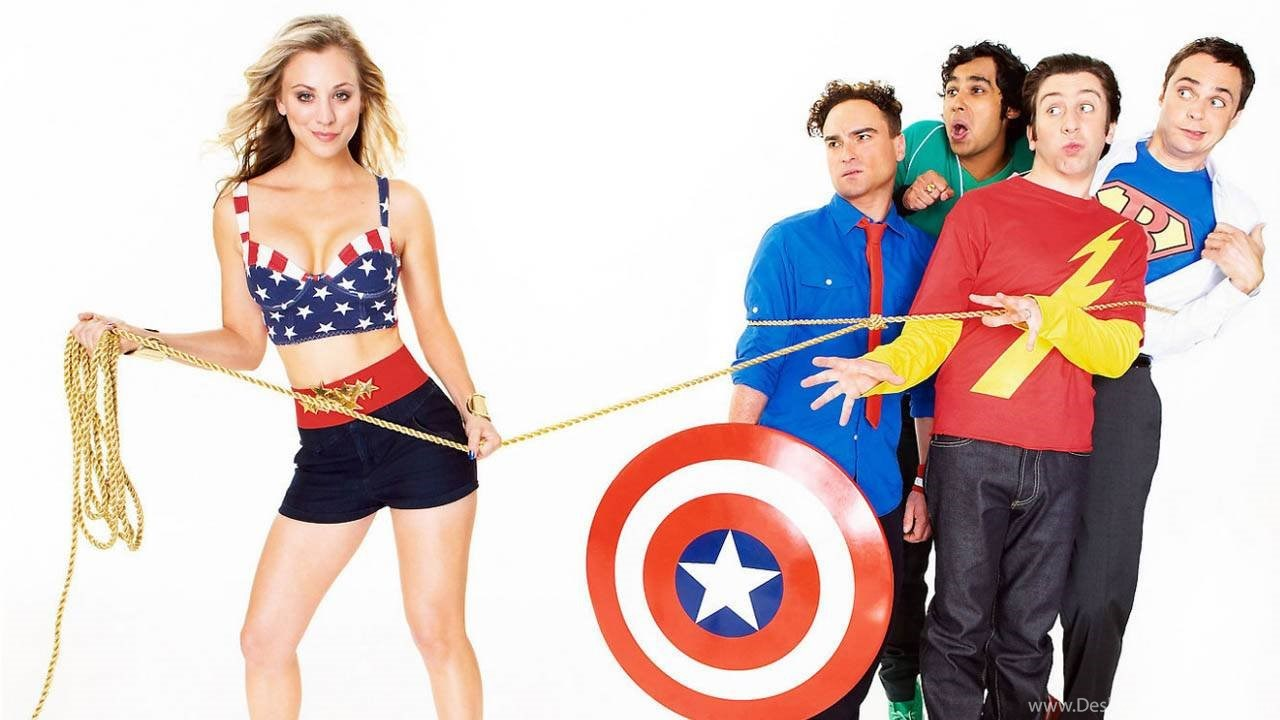 The Big Bang Theory The Big Bang Theory Wallpapers Desktop Background