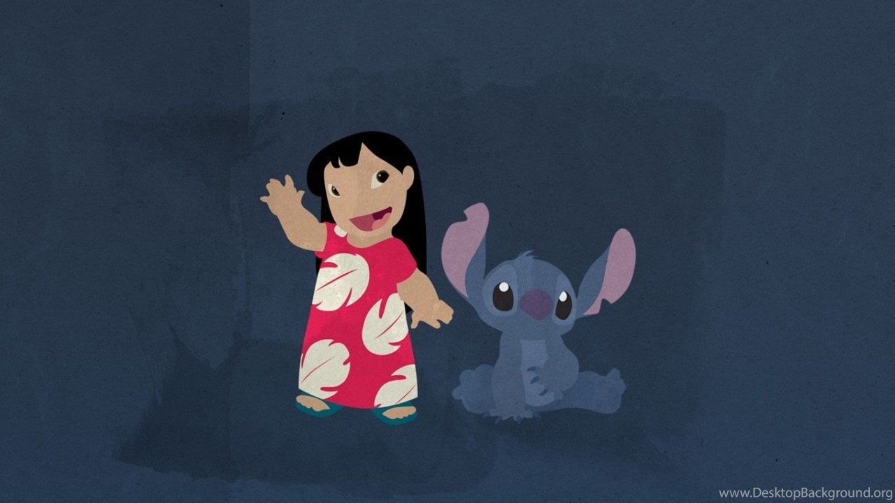 15 Lilo Stitch HD Wallpapers Desktop Background