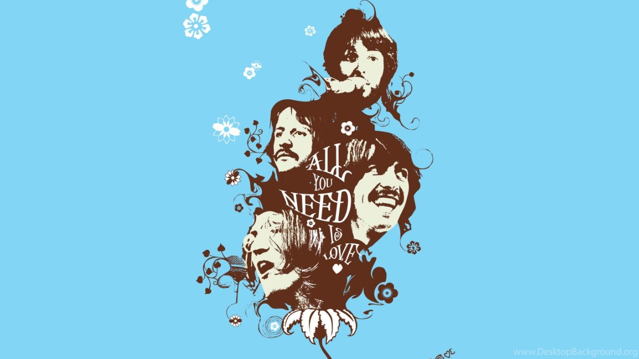 Download The Beatles Wallpapers 1280x800 Desktop Background