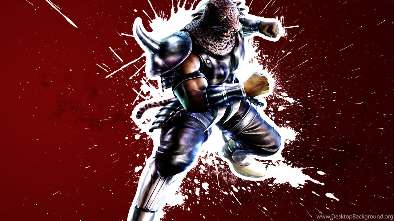 Tekken 6 King Wallpapers Desktop Background