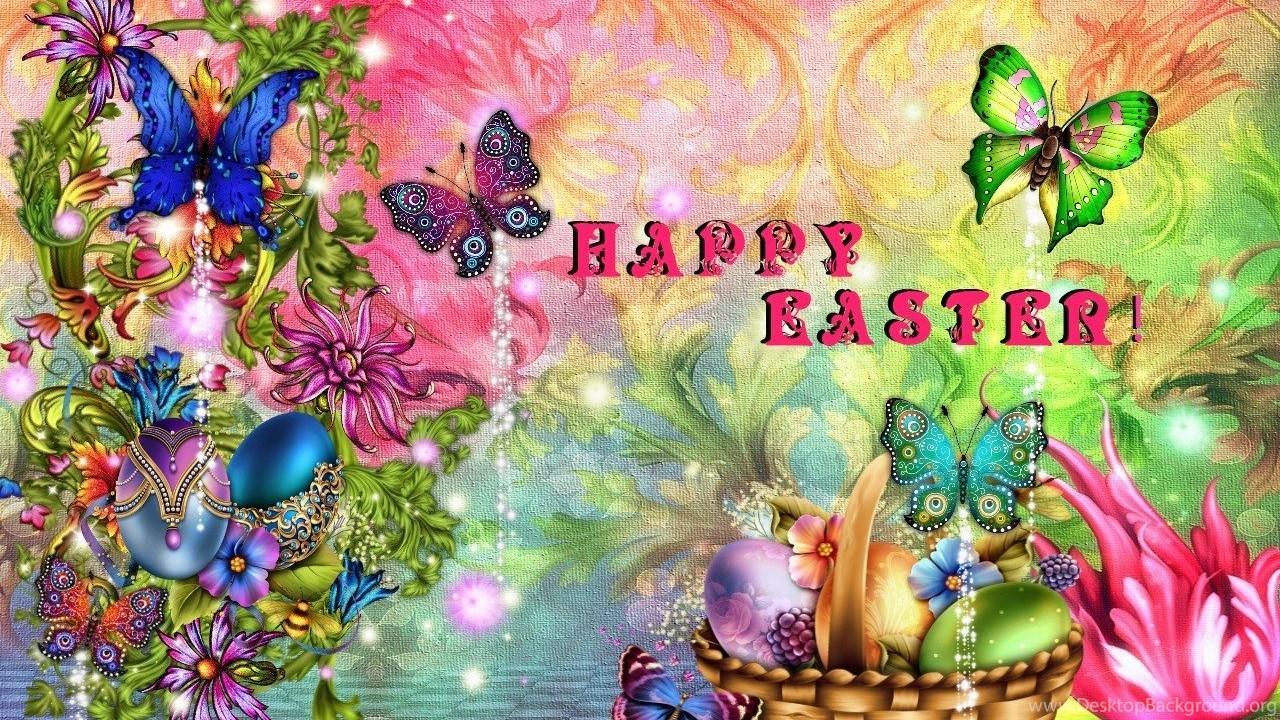 Free Easter Wallpapers For Desktop Desktop Background