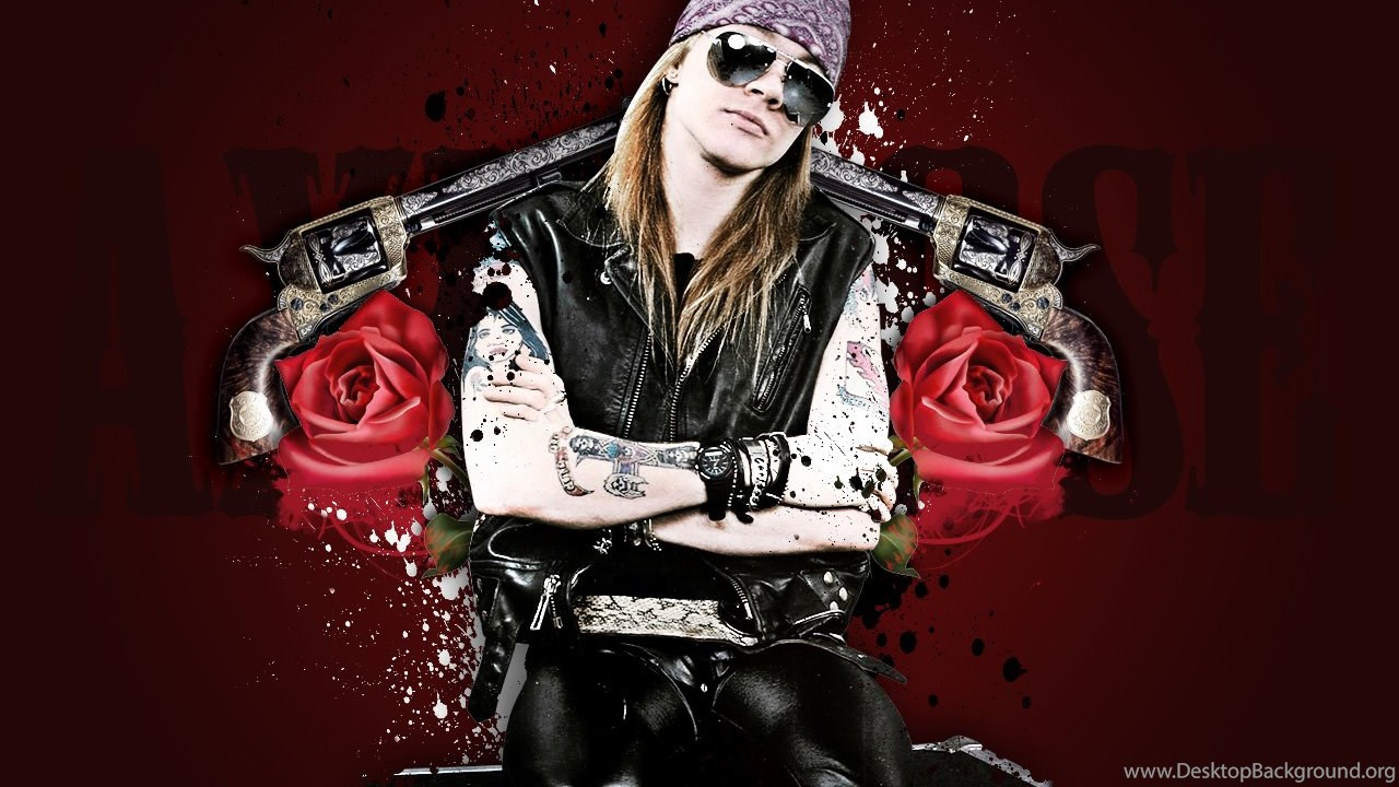Axl Rose Guns N Roses Wallpapers Desktop Background