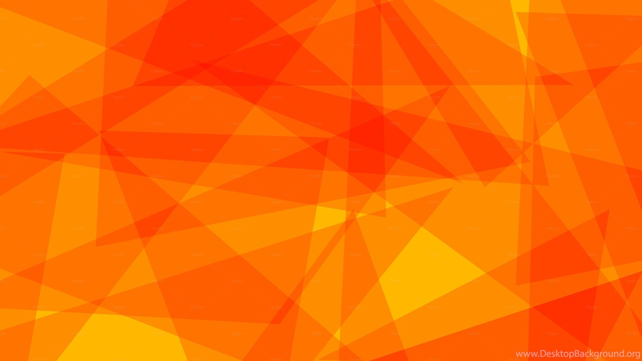 Abstract orange triangles wallpapers 1000 4000x3000 desktop background - 1000 color wallpapers ...