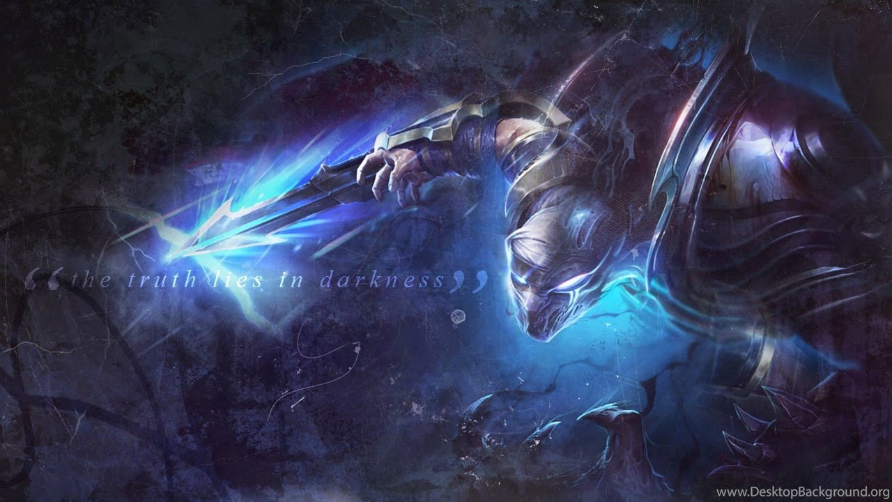 Zed League Of Legends Wallpaper Zed Desktop Wallpapers Desktop
