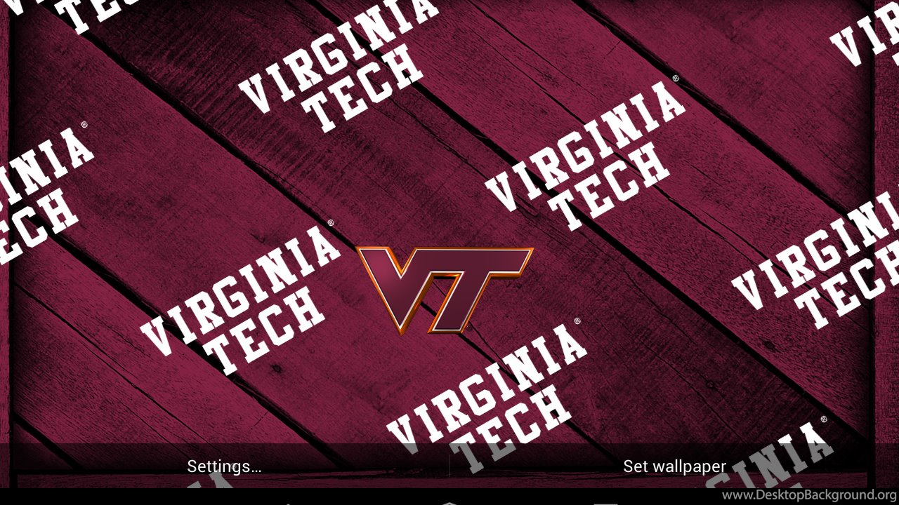 Virginia Tech Live Wallpapers Android Apps On Google Play