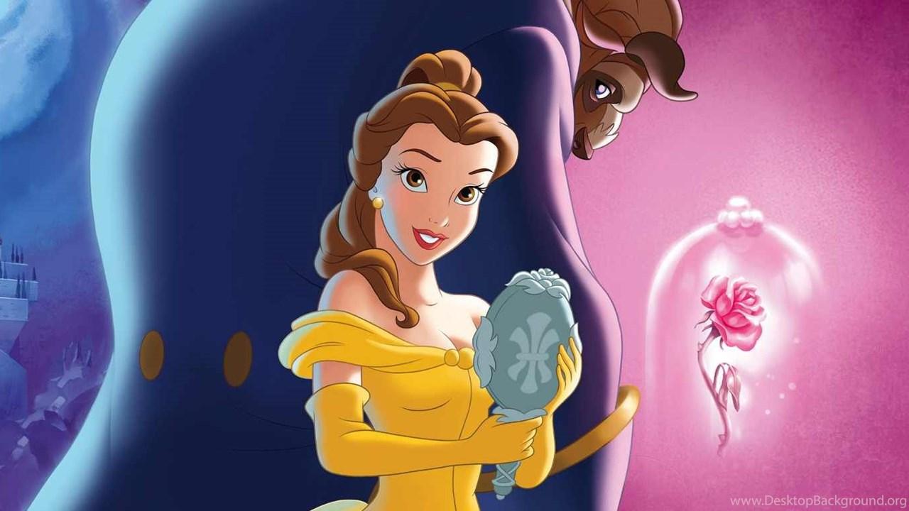 Image Belle And The Beast Wallpapers 2.jpg Disney Wiki Wikia Desktop  Background