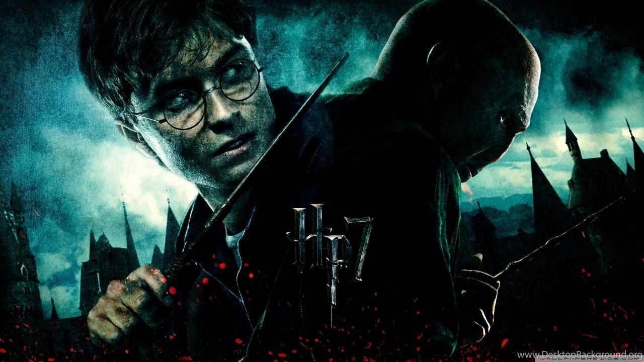 Harry Potter 7 Hd Desktop Wallpapers Widescreen High