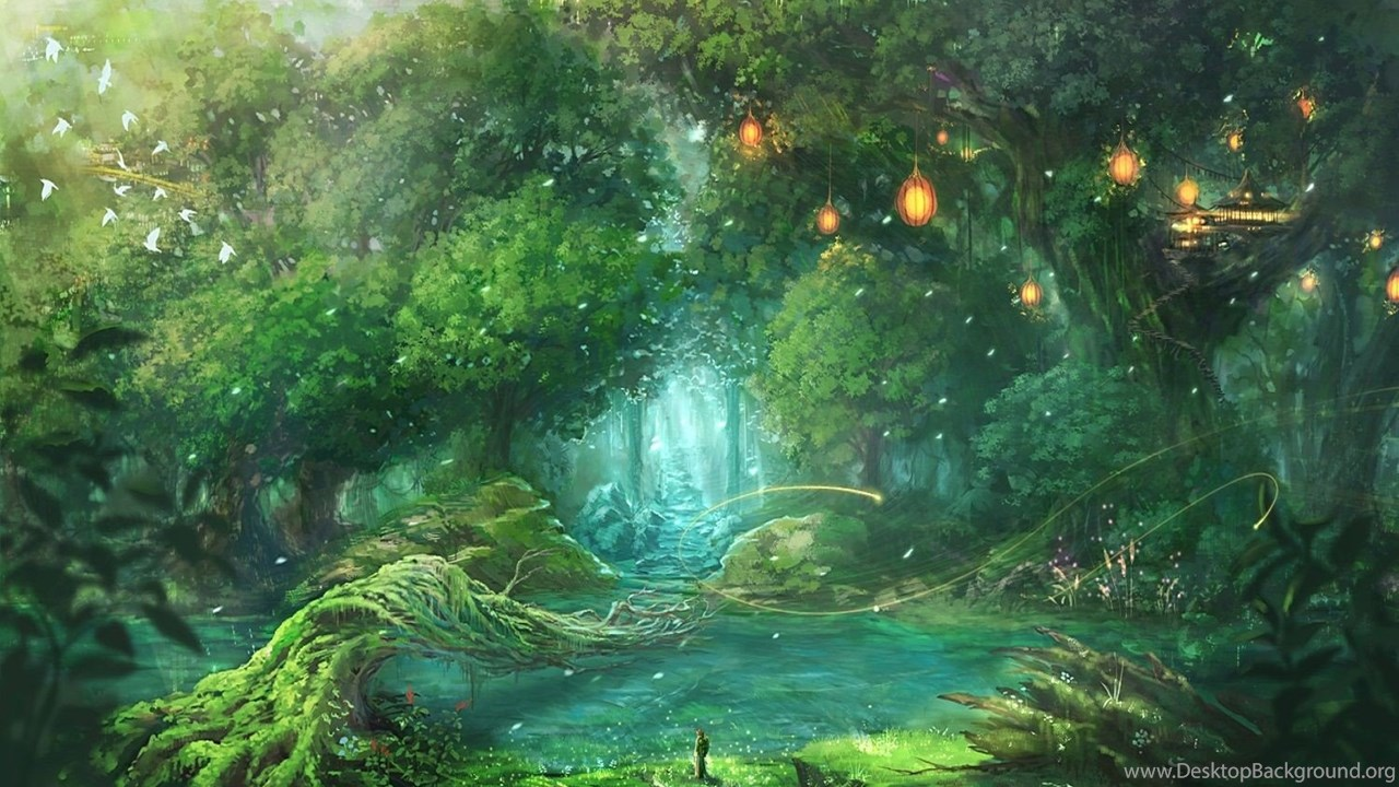 21 magical wallpapers mystical backgrounds pictures - Nature background pictures for computer ...