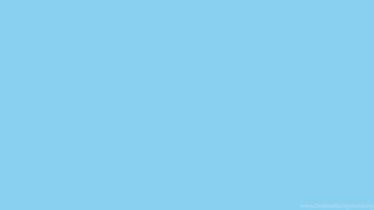 5120x2880 Baby Blue Solid Color Backgrounds Desktop Background
